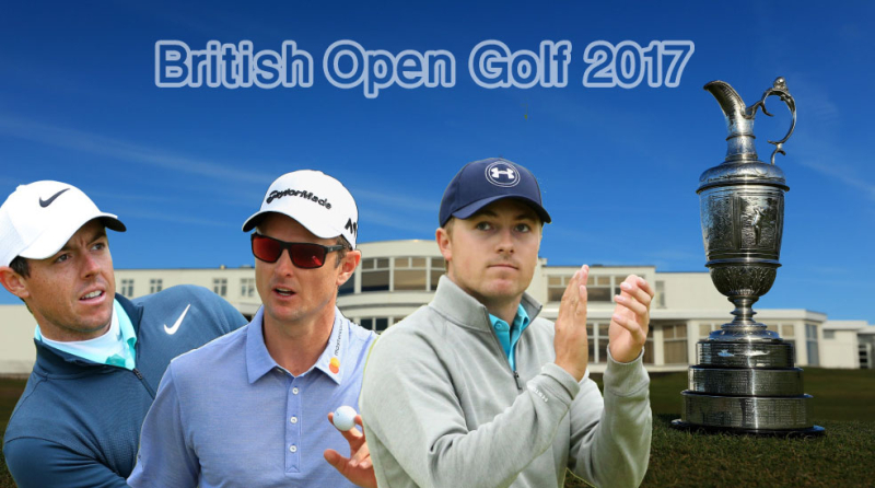 British Open 2017, Live Stream